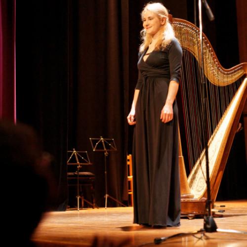 Maia Darme - récital Académie des Jeunes Solistes Mézin 2010