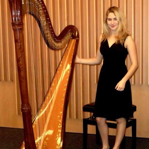 Maia Darme - concert in Canberra Australia 2008