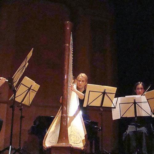 Maia Darme - récital Festival Académie des Jeunes Solistes Mézin 2010