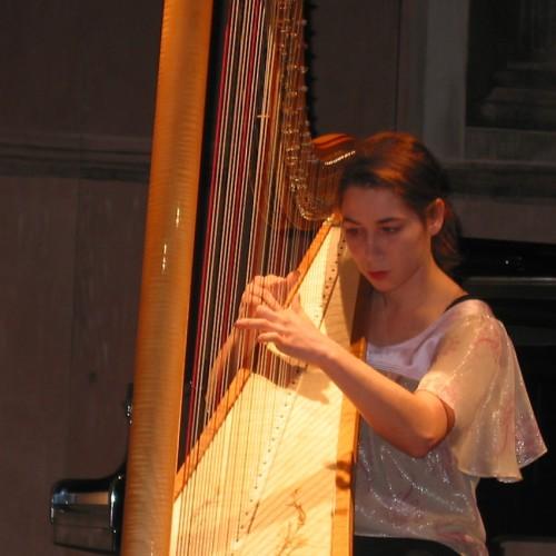 Maia Darme - récital Académie des Jeunes Solistes Mézin 2008