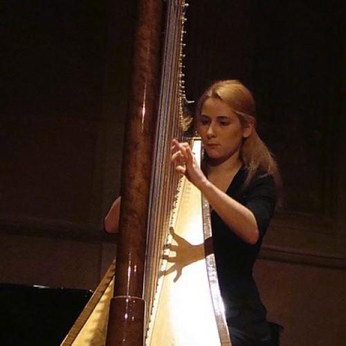 Maia Darme - récital Jeunes Solistes Mézin 2008