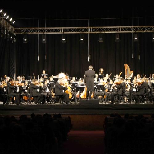 Maia Darme - Orchestre Philharmonique du Maroc, 2013
