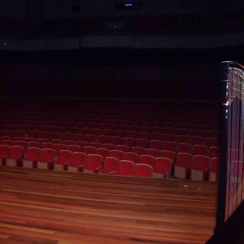 Maia Darme - Australian Harp Festival Llewellyn Hall Canberra 2008