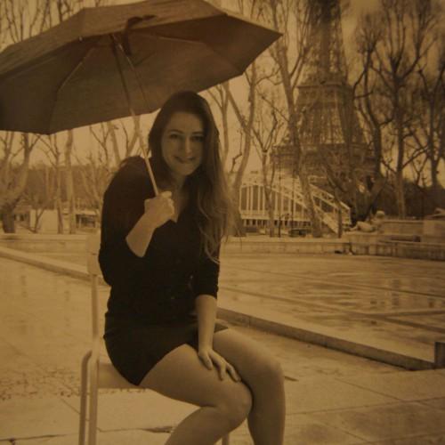 Maia Darme - harpist Paris 2012