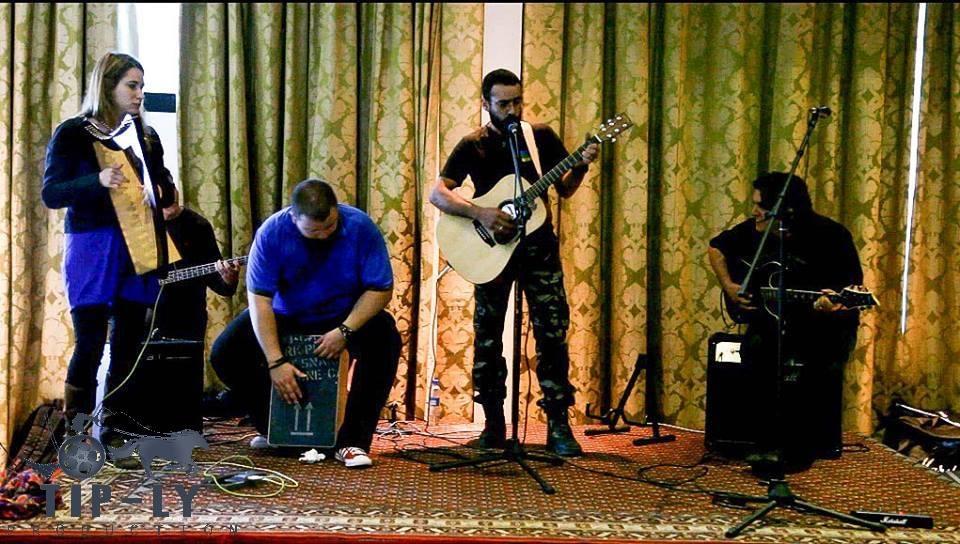 Advocating Live Music in Tripoli, Libya